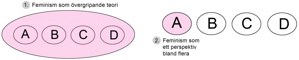 Feminism och perspektiv
